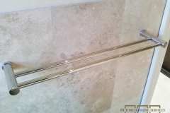 Bathroom Fitting picture hanging cape town 4