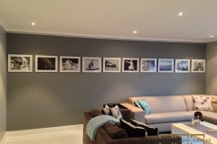 Gallery Hanging Picture Hanging Service 1