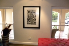 Gallery Hanging Picture Hanging Service 16