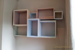 Picture Hanging Services Shelving 2