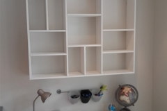 Picture Hanging Services Shelving 9